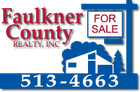 Faulkner County Realty