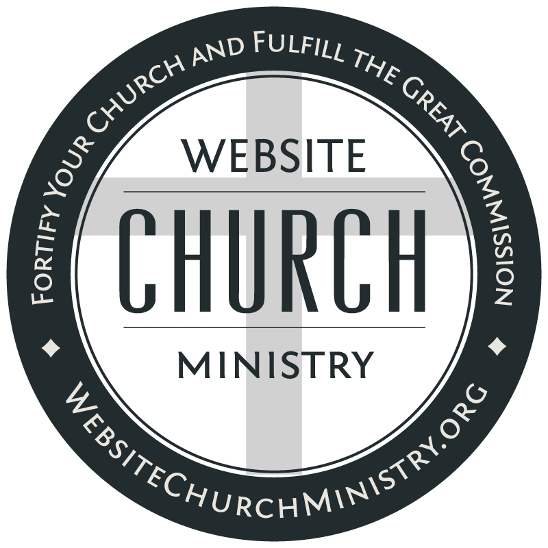 Website Church Ministry
